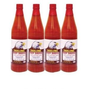 Excellence Hot Sauce 4x6oz