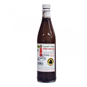 Al Jazeera Fish Sauce(Mehiawa) 750g