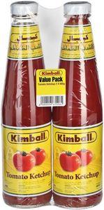 Kimball Tomato Ketchup 2x485g