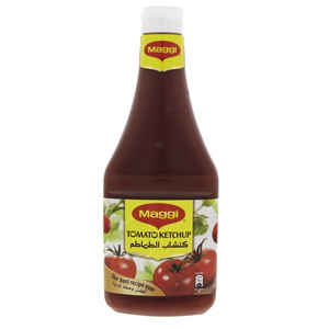 Maggi Ketchup Squeeze Bottle 760g
