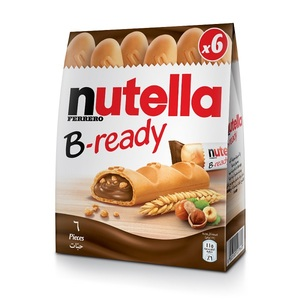 Nutella B-Ready 6x132g