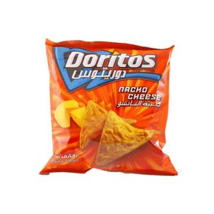 Doritos Nacho Cheese chips 23g