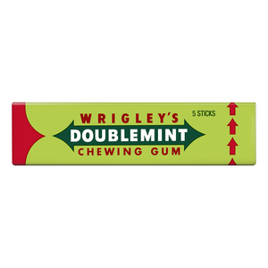 Wrigley's Doublemint Chewing Gum Multipack 20x5s