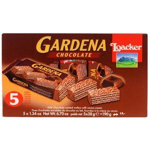 Loacker Gardena Chocolate 5s 38g