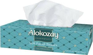 Alokozay Facial Tissue 100s
