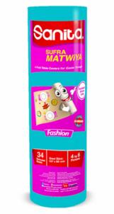 Sanita Table Cover Fashion 107x85 34pc