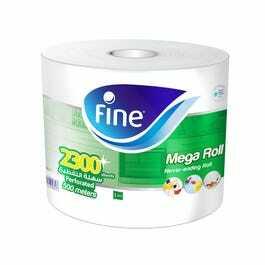 Fine Sterilized Kitchen Paper Towel Mega Roll 2300s
