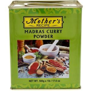 Madras Recipe Curry Powder Madras 500gm