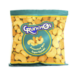 Crunchos Mixed Nuts Pouches 13gm