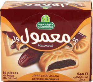 Halwani Maamoul Dates Filled Cookies 288g