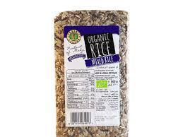Organic Larder Mixed Rice 500g