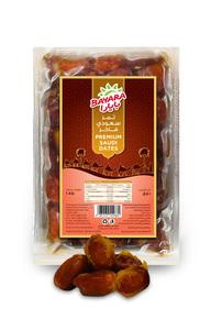 Bayara Premium Saudi Dates Vacuum 1kg