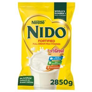Nestle Nido Fortified Milk Powder Pouch 2850g