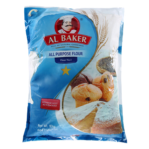 Al Baker All Purpose Flour 10kg