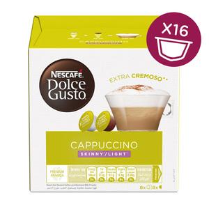 Nescafe Dolce Gusto Skinny Cappuccino Coffee 16capsules