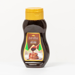 Date Crown Syrup Bottle 400g