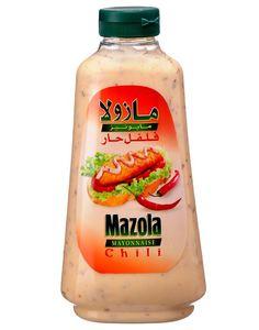 Mazola Mayonnaise Chilli 12x 650g