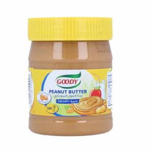 Goody Creamy Peanut Butter 340g