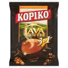 Kopiko Java Coffee 3 In 1 Soluble Coffee Beverage 25g
