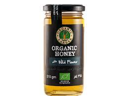 Organic Larder Honey With Wild Flower 315g