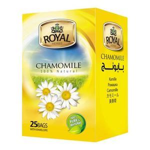 Chamomile Tea 25s
