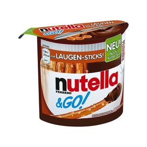 Nutella & Go Pretzel Bread Sticks 24x54g
