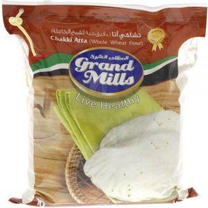 Grand Mills Chakki Atta 10kg