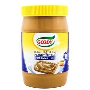 Goody Peanut Butter Creamy 510g