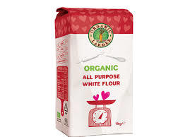 Organic Larder Flour All Purpose White 1kg