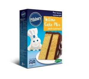 Pillsbury Yellow Cake 485g