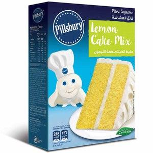 Pillsbury Lemon Cake 485g