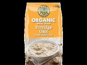 Organic Larder Porridge Oats 500g