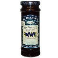 St Dalow Fatour Blueberry Jam 284gm