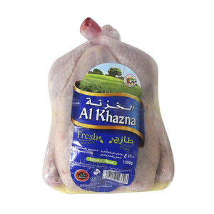 Al Khazna Fresh Chicken 1.2kg