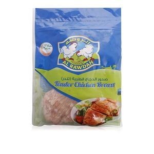 Al Rawdah Tender Chicken Breast 1kg