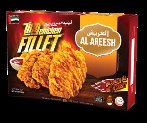 Al Areesh Chicken Fillet Zing 420g