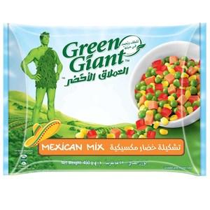 Green Giant Frozen Mexican Mix 450g