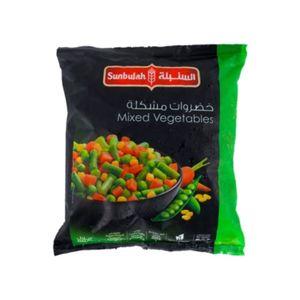 Sunbulah Mixed Vegetable 800g
