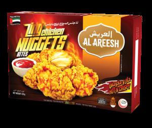 Al Areesh Chicken Nuggets Zing 420g
