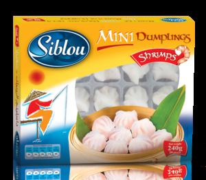 Mini Shirmps Dumplings 240g
