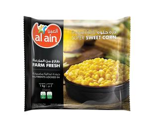 Al Ain Sweet Corn 1kg