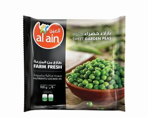 Al Ain Green Peas 900g