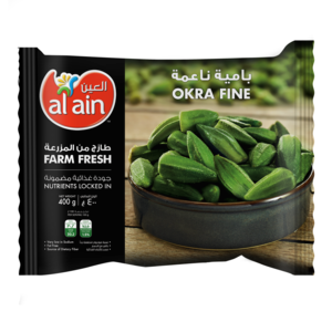 Al Ain Okra Fine 400g