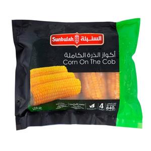 Sunbulah Corn On The Cob 960g
