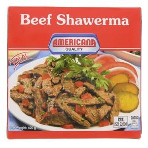 Americana Beef Shawerma 400g