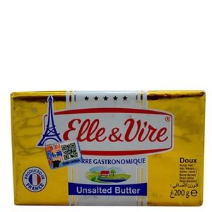 Butter Unsalted 82% 200 Gm 1x200gm
