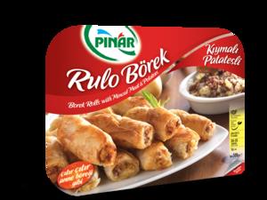 Pinar Borek Rolls Minced Meat Potatoes 50g