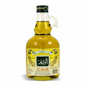 Al Wazir Olive Pomace Oil Jar 500ml