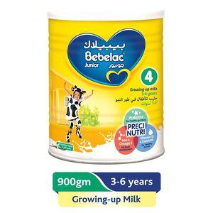 Bebelac Junior 4 Growing Up Milk 900g
