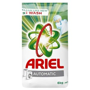 Ariel6 Kg Con Green 6kg